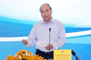 Làm việc với các tỉnh, thành thuộc vùng kinh tế trọng điểm phía Nam, Thủ tướng Chính phủ chỉ đạo: Đoàn kết, sát cánh bên nhau cùng phát triển