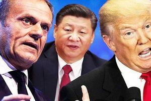 Châu Âu giằng xé trước lựa chọn Mỹ-Trung