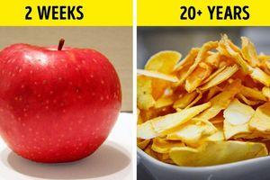 10 loại thực phẩm bảo quản đúng cách có thể ăn được cả năm