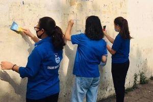 Nhiều việc làm thiết thực của tuổi trẻ Thủ đô trong Ngày Chủ nhật xanh toàn quốc