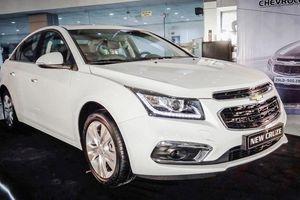 Hơn 12.000 chiếc Chevrolet bị triệu hồi tại Việt Nam