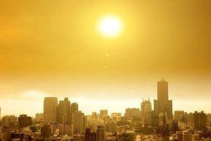 Bắc Bộ nắng nóng gay gắt diện rộng, có nơi trên 37 độ C