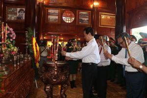Khánh thành Khu nhà tưởng niệm Chủ tịch Hồ Chí Minh tại Cần Thơ