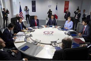 Hoãn tổ chức Hội nghị thượng đỉnh nhóm G7 tại Mỹ
