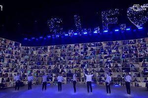 Đưa Choi Siwon khổng lồ lên sân khấu, concert online của SUPER JUNIOR phá kỷ lục 'bắn tim'