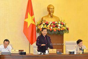 Xem xét 9 cơ chế, chính sách đặc thù cho Hà Nội phát triển
