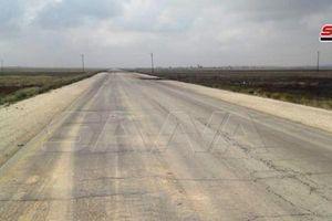 Syria mở lại cao tốc quốc tế Aleppo - Raqqa sau 8 năm đóng cửa