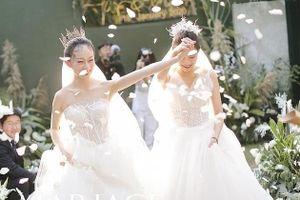 Lễ cưới đồng tính của nghệ sĩ múa hàng đầu Trung Quốc