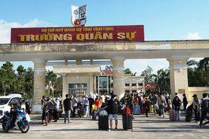 Vĩnh Long tiếp nhận cách ly 160 công dân trở về từ Singapore