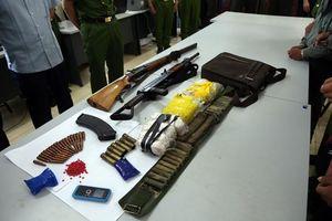 Công an Sơn La lập công trong ngày đầu ra quân tháng phòng chống ma túy