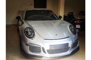 Đại gia Đặng Lê Nguyên Vũ 'thanh lý' siêu xe Porsche 911 GT3 RS