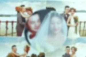 Chú rể tái mặt nhận ảnh cưới là cô dâu bên người đàn ông khác