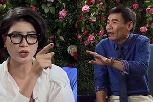 Trang Trần lên tiếng về sự thật vụ chỉ tay vào mặt TS Lê Thẩm Dương