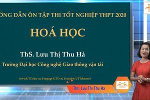 Hướng dẫn ôn thi tốt nghiệp THPT môn Hóa học: Sắt và các hợp chất của sắt