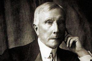 John Davison Rockefeller - ông vua của đế chế dầu mỏ Mỹ