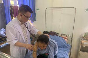 Đổi thay ở bệnh viện tuyến huyện nhờ đội ngũ bác sỹ trẻ tình nguyện