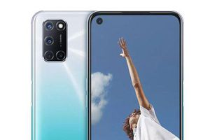 Smartphone pin 5.000 mAh, 4 camera sau, RAM 6 GB, giá 5,99 triệu ở Việt Nam