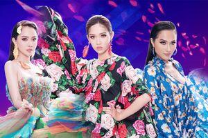 Nhật Hà - Phương Vy - Hoài Sa đẹp hút hồn khởi động Miss International Queen Vietnam 2020