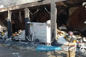 Vụ 7 người mắc kẹt trong căn nhà đang cháy dữ dội: Một nạn nhân đã tử vong
