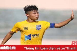 Thắng dễ U19 Quảng Nam, U19 Thanh Hóa xây chắc ngôi đầu bảng B vòng loại giải U19 quốc gia 2020