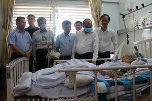 Thủ tướng thăm nhà tình báo chiến lược Mười Hương