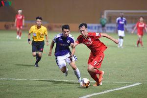 Hà Nội FC cẩn trọng trước trận đại chiến HAGL trên sân Hàng Đẫy