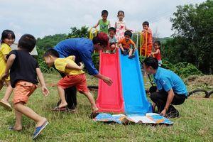 Chung tay bảo vệ trẻ em, phòng chống xâm hại trẻ em