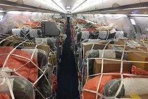 Covid-19 khiến hàng không Việt nhìn nhận lại việc chở hàng