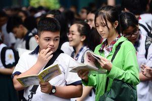 Chỉ tiêu tuyển sinh vào lớp 10 tại các trường THPT ở TP.HCM