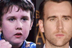 Dàn diễn viên 'Harry Potter' 19 năm sau