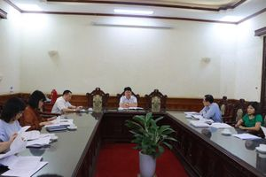 Chuẩn bị chu đáo để hội nghị công tác dân vận trong hoạt động hòa giải thành công tốt đẹp