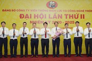 Đảng bộ EVNICT tổ chức thành công Đại hội lần thứ II