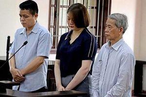 Nữ cán bộ Thanh tra tỉnh Hòa Bình lừa xin việc để chiếm đoạt tài sản