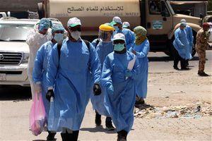 COVID-19 ở Trung Đông: Iraq ghi nhận số ca mắc mới cao nhất trong ngày