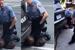 Mỹ: Công dân George Floyd tử vong do bị chẹt cổ và lưng dẫn đến ngạt thở