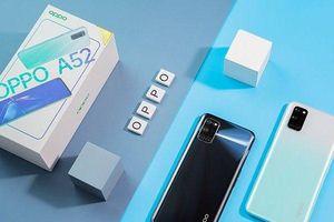 Oppo tiếp tục ra mắt A52 đánh mạnh vào phân khúc tầm trung