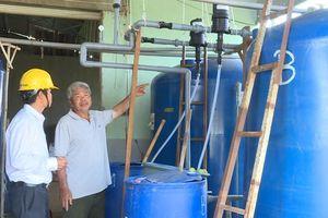 Lâm Đồng chủ động tiết kiệm điện trong tưới tiêu mùa khô