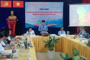 TPHCM: Truyền thông vào cuộc kịp thời hỗ trợ ngành du lịch phục hồi