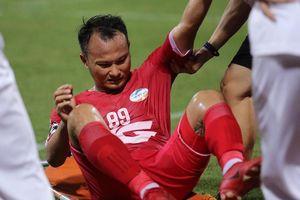 Một loạt tuyển thủ chấn thương trước ngày V-League 2020 trở lại