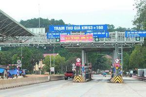 Lối ra cho dự án thu phí giao thông không dừng