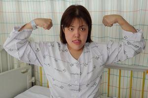 'Thánh ăn Hàn Quốc' bị ung thư tuyến giáp, mất giọng sau phẫu thuật