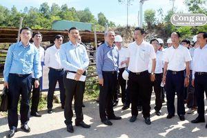 Ưu tiên đầu tư triển khai các dự án giải quyết nước sạch cho người dân