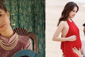 Showbiz 3/6: Ngọc Trinh hóa 'phú bà' quyền lực, Dương Khắc Linh khoe vợ mang song thai