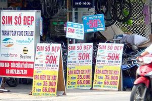 Các nhà mạng dừng bán SIM hòa mạng qua hệ thống đại lý