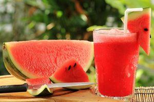 Những người không nên ăn dưa hấu dù thích đến đâu