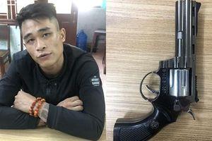 Bắt được đối tượng dùng súng bắn phụ xe khách ở Quy Nhơn