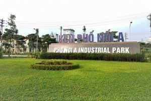 Dấu gạch nối giữa điện lực và công nghiệp Hưng Yên