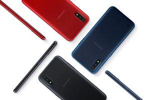 Samsung ra mắt Galaxy M01: Snapdragon 435, giá từ 119 USD