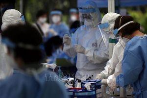 Hàn Quốc tiếp tục ghi nhận số ca mắc COVID-19 tăng trở lại