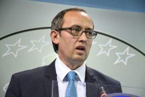 Nghị viện Kosovo bầu chính quyền mới